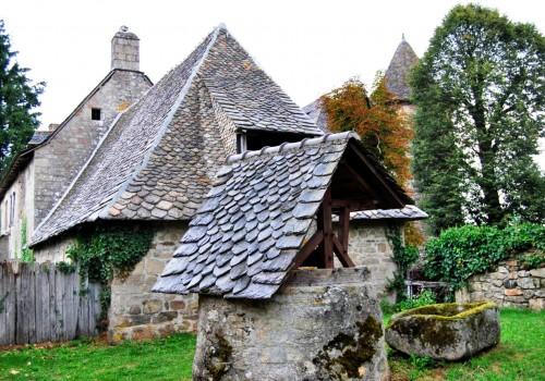 S'installer dans le village de La Chapelle Saint Géraud