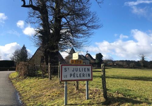 S'installer dans le village de Saint Julien Le Pèlerin