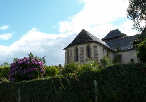 S'installer dans le village de Saint Hilaire Taurieux