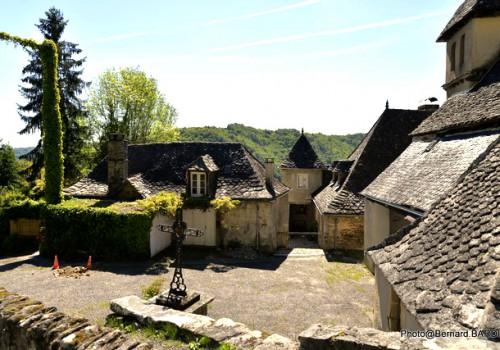 S'installer dans le village de Bassignac le Bas