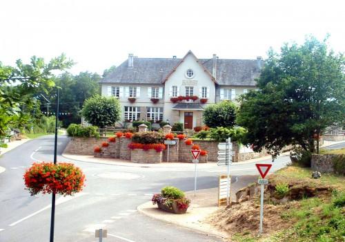 S'installer dans le village de Goulles