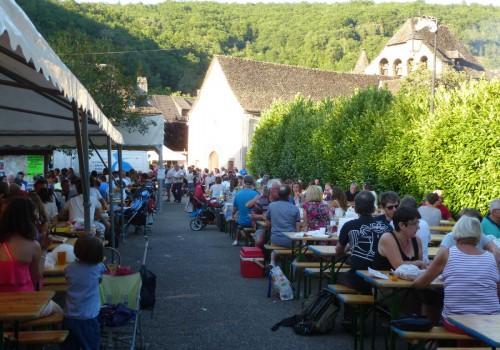 S'installer dans le village de Monceaux sur Dordogne