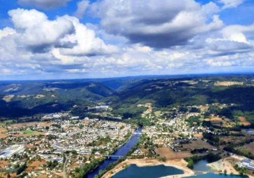 S'installer dans le village de Argentat sur Dordogne