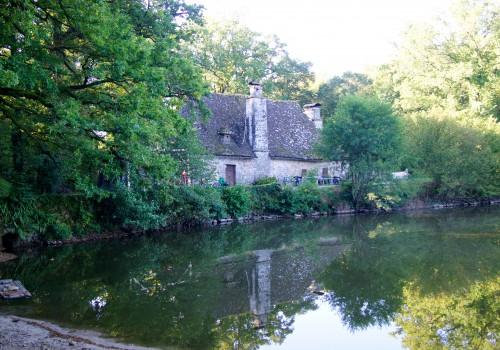 S'installer dans le village de Saint-Privat